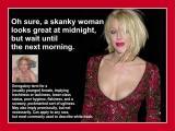 Skanky women