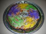 How to make a Mardi Gras King Cake