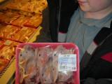 Duck heads