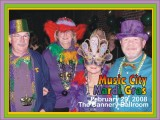 Music City Mardi Gras