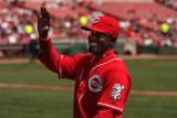 Cincinnati Reds second baseman Brandon Phillips