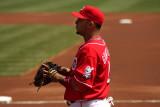 Reds shortstop Alex Gonzalez