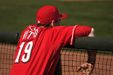 Game's end Joey Votto