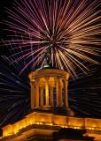 Hamilton 4th of July Fireworks 2010
