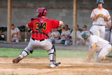 August 5 vs. Copperheads