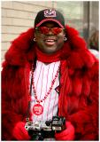 Cincinnati Reds. Opening Day Parade 2006