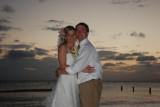 Katie and Ty, March 1st, 2008, Mirada Beach Club
