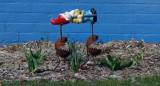 The truth behind disappearing garden gnomes