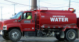 If it's in a truck, isn't it potable?  LOL!