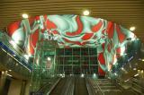 Peter Kogler: Railway station Graz