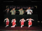 Htwe OO Performance on MS Europa