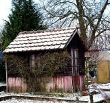 Ramshackle Garden House
