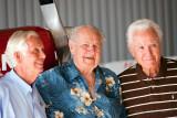 George Murdock, Woody Jongeward, Horace Griffen