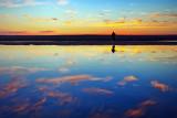 Sunset Fisherman