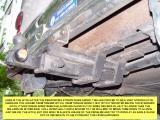 TRAILER HITCH REINFORCED