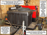 I STILL HAVE MY OLD STANDBY GENERATOR FOR USE, BUT THE PERKINS SUPPLIES BOTH THE 'BIRD AND THE SHOP WITH POWER IN EMERGENCIES