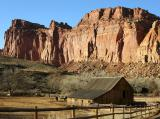 Some of what remains from the original community of Fruita