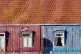 Corrugated iron cladding 4651
