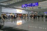 Arriving in Hong Kong
