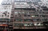 Not everyone lives in a gleaming modern skyscraper