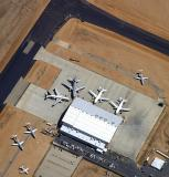 Overflying an airport 5477