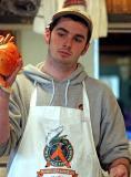 Wanna buy a crab?