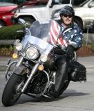 Seattle biker