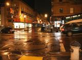 Night in Chana town