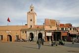 Jemaa El Fna (the main square)