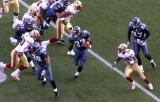 Seattle Seahawks vs San Francisco 49ers - 12/11/05