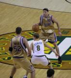 Seattle Supersonics vs Sacramento Kings - 12/10/05