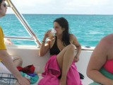 Rum punch for the ride back