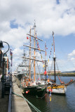 Across at Clarendon Dock