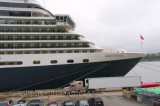 Queen Victoria_ Southampton ( First visit  at Quebec)  90,000 Tonnes  964,5pi  (294 m) 2,014 passengers