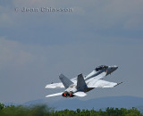 F/A  - 18E Super Hornet  ( Quebec Air Show ) 2010