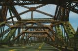 Promenade sur le Pont  Quebec Bridge 1917