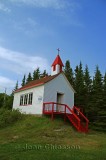 Chapelle de Pointe-des-Monts - 1898