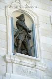 François Gaston de Lévis chevalier et duc de Lévis ( 1719-1787 ) Sculpteur ( Louis-Philippe Hébert )