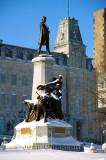 Parlement du Québec Construit  entre 1877 et 1886