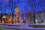 Féerie de Noël à Québec
