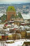 Québec vue de Haut   ( Québec  high view point  )