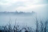 fog over trinity