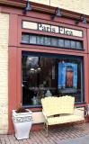 Paris flea market chair...