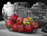 country apple basket...