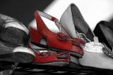 red shoe diaries...