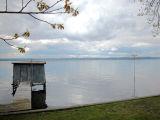 fishing shed on cayuga lake...