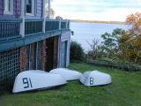 hobart boathouse on seneca lake...
