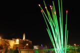 Light in Jerusalem 2010
