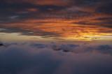 Mar de nubes desde la Sierra de las Nieves