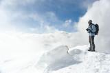 Subida nevada al Torrecilla (29 de enero, 2011)